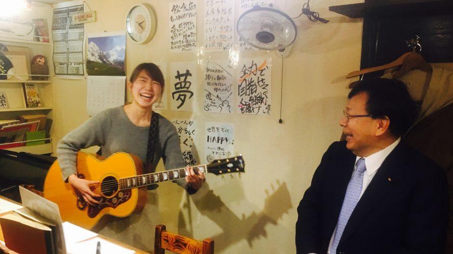 生きづらい系シンガーソングライター×木村義雄第2回 メンタルが弱いってダメなことか